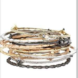Kendra Scott Chandler Mixed Metal Bangles
